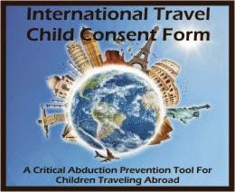 International Travel Child Consent Form